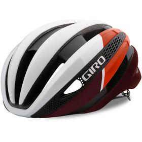 Giro Synthe MIPS - Casque de vélo - rouge/blanc